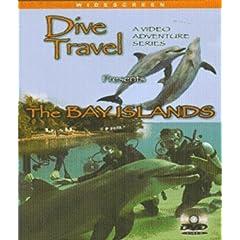 Dive Travel - Bay Islands with Divemaster Gary Knapp on Blu-ray [Blu-ray]
