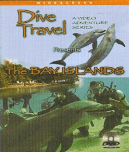 Dive Travel - Bay Islands with Divemaster Gary Knapp on Blu-ray [Blu-ray]