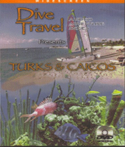 Dive Travel - Turks & Caicos with Divemaster Gary Knapp on Blu-ray [Blu-ray]