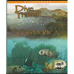 Dive Travel - Costa Rica with Divemaster Gary Knapp on Blu-ray [Blu-ray]