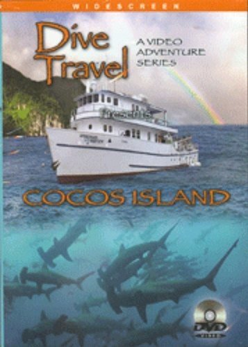 Dive Travel - Cocos Island with Divemaster Gary Knapp on Blu-ray [Blu-ray]