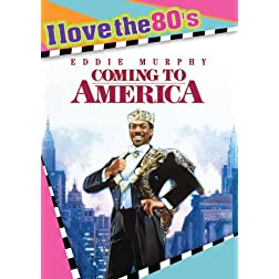 Coming to America: I Love the 80's Edition