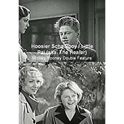 Hoosier Schoolboy / Little Pal (aka. The Healer)-Mickey Rooney Double Feature