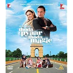 Thoda Pyaar Thoda Magic - DVD