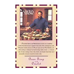 Cucina Amore: Bean Soup & Omelet