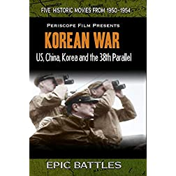 Epic Battles: Korean War 38th Parallel