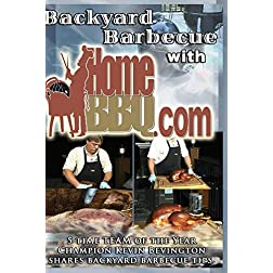 Backyard Barbecue with HomeBBQ.com
