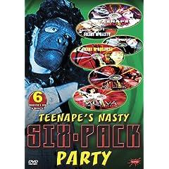 Teenape's Nasty Six-Pack Party