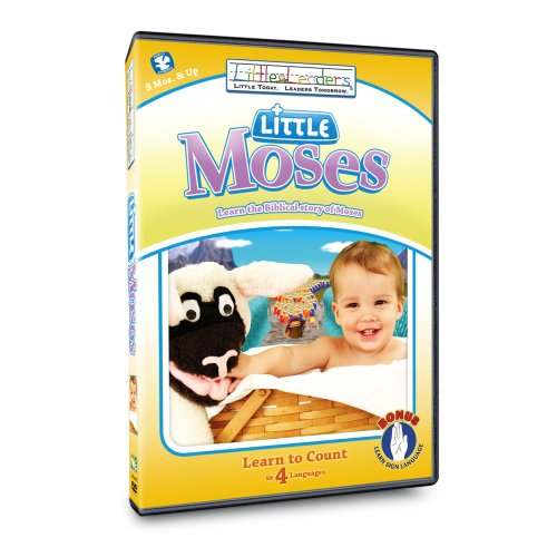 Little Leaders: Little Moses