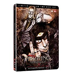 Hellsing Ultimate, Vol. 2 - Limited Edition (Steelbook)