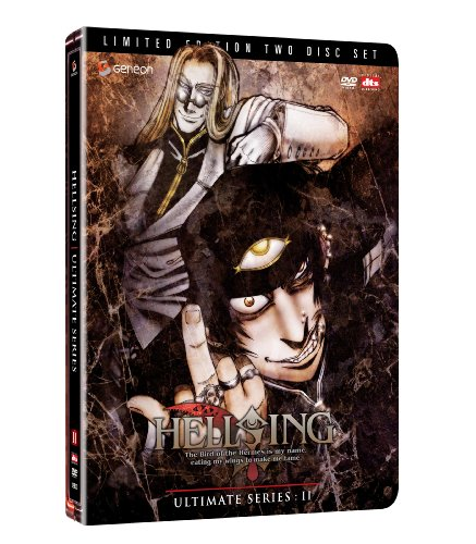 Hellsing Ultimate, Vol. 2 - Limited Edition (Steelbook)