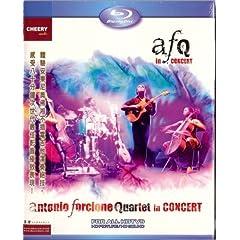 Antonio Forcione Quartet in Concert [Blu-ray]