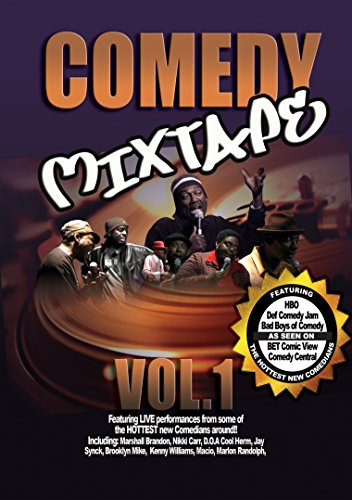Comedy Mix Tape, Vol. 1