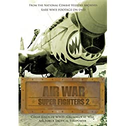 Air War: Super Fighters Vol. 2