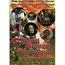 Classic British Christmas Comedies Volume 2
