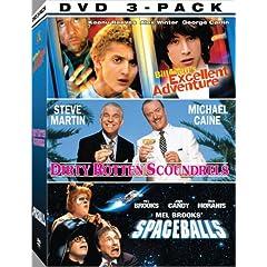 80's Comedies 3-Pack