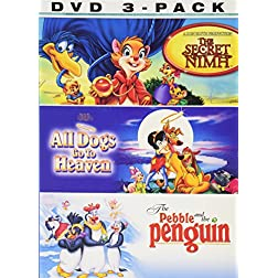 Family Animated 3-Pack