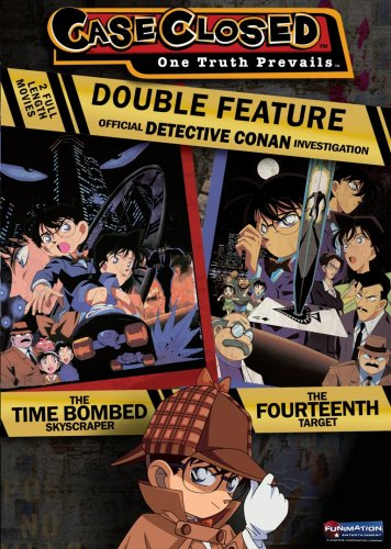 Case Closed: Double Feature