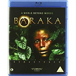 Baraka-Remastered [Blu-ray]