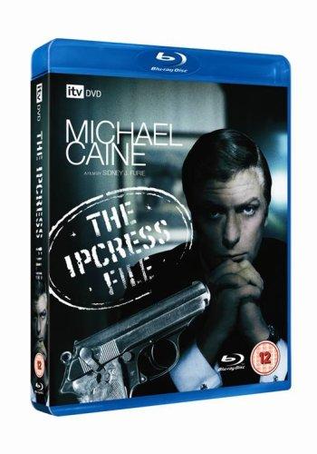 Ipcress File [Blu-ray]