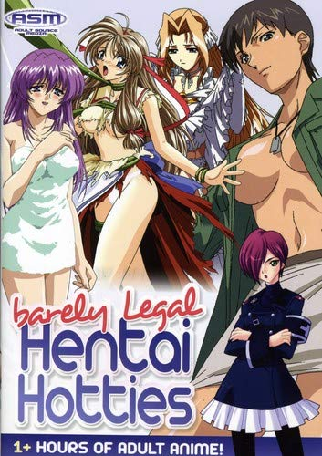 Barely Legal Hentai Hotties, Vol. 1