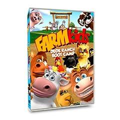 FARMkids: Dude Ranch Boot Camp