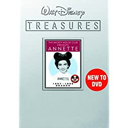 Walt Disney Treasures: The Mickey Mouse Club Presents Annette - 1957-1958 Season (Collector's Tin)