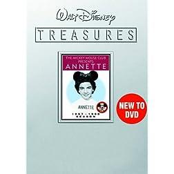 Walt Disney Treasures: The Mickey Mouse Club Presents Annette - 1957-1958 Season (Collector's Tin)