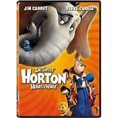 Horton Hears a Who (Widescreen and Full-Screen Single-Disc Edition)