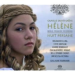 Saint-Saens: Helene; Nuite Persane [Hybrid SACD]