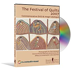The Festival of Quilts 2007 Commemorative DVD & Image Catalogue