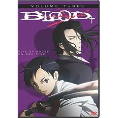 Blood+: Volume Three