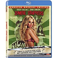 Zombie Strippers (+ BD Live) [Blu-ray]