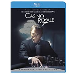 Casino Royale (Two-Disc Collector's Edition + BD Live) [Blu-ray]