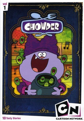 Chowder, Vol. 1