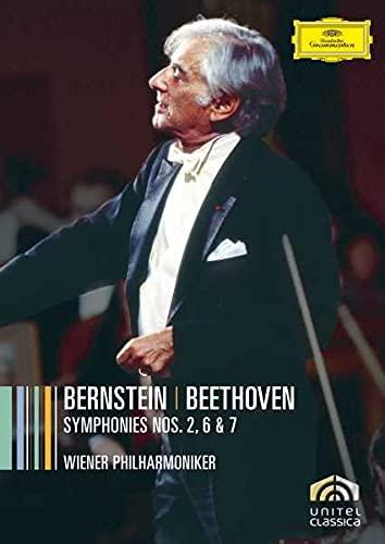 Bernstein: Beethoven Symphonies Nos. 2, 6 & 7