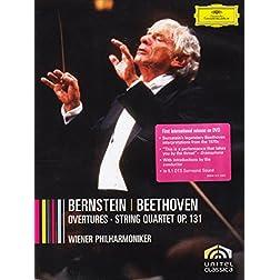 Bernstein: Beethoven Overtures String Quartet Op. 131
