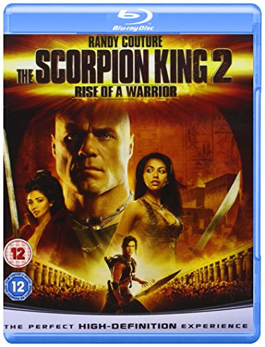 Scorpion King 2: Rise of a Warrior [Blu-ray]