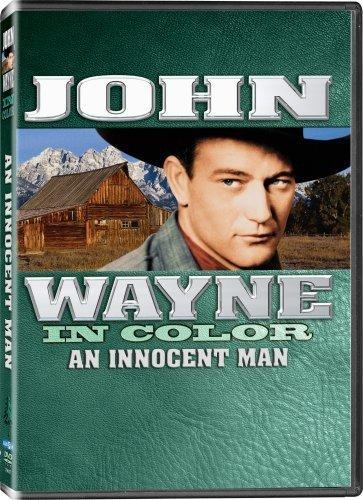 An Innocent Man (aka Sagebrush Trail) - IN COLOR!