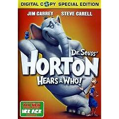 Horton Hears a Who! (Widescreen Two-Disc Special Edition + Digital Copy)