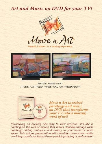 Move n Art - James Kent 200