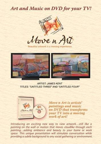 Move n Art - James Kent 200