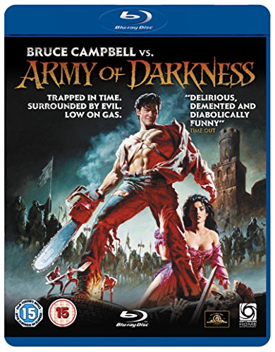 Bruce Campbell Vs Army of Darkness [Blu-ray]