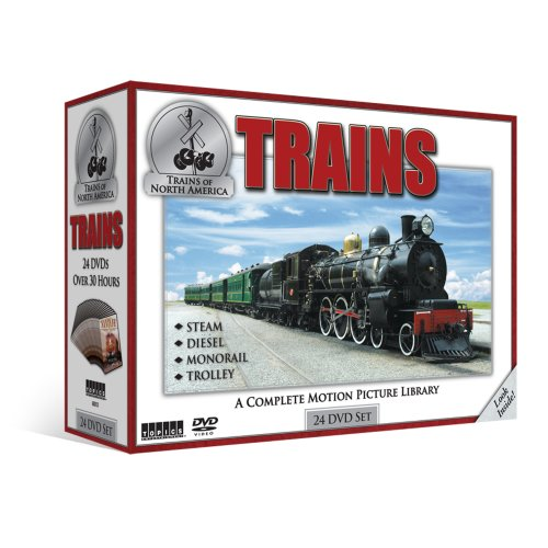Trains: A Complete Motion Picture Library