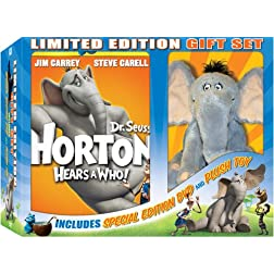 Horton Hears a Who! (Amazon.com Exclusive DVD Gift Set with Plush and Audio Storybook CD + Digital Copy)