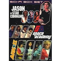 Filmation Sci-Fi Box Set