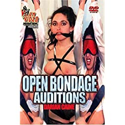 Open Bondage Auditions