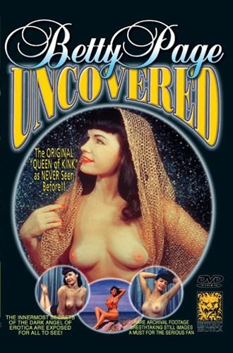 Betty Page Uncovered