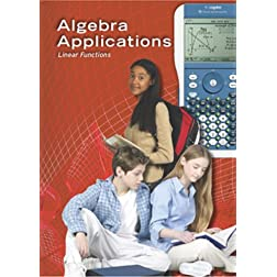 Algebra Applications: Linear Functions