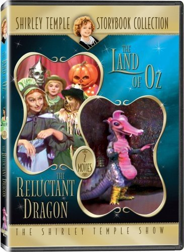 "Shirley Temple Storybook Collection: ""The Land of Oz"" and ""The Reluctant Dragon"" - IN COLOR!"
